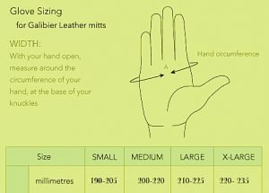 gloves_sizing leather