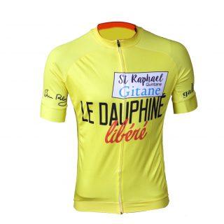 f9021e8e4 Brian Robinson s Dauphiné Libéré jersey.